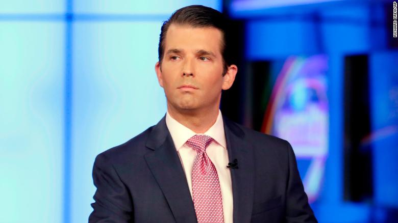 Report: Trump Jr. corresponded with WikiLeaks