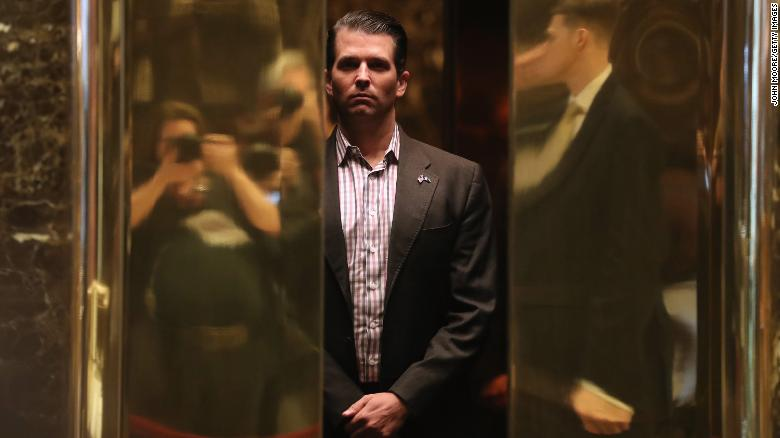 Atlantic: Trump Jr. messaged with WikiLeaks