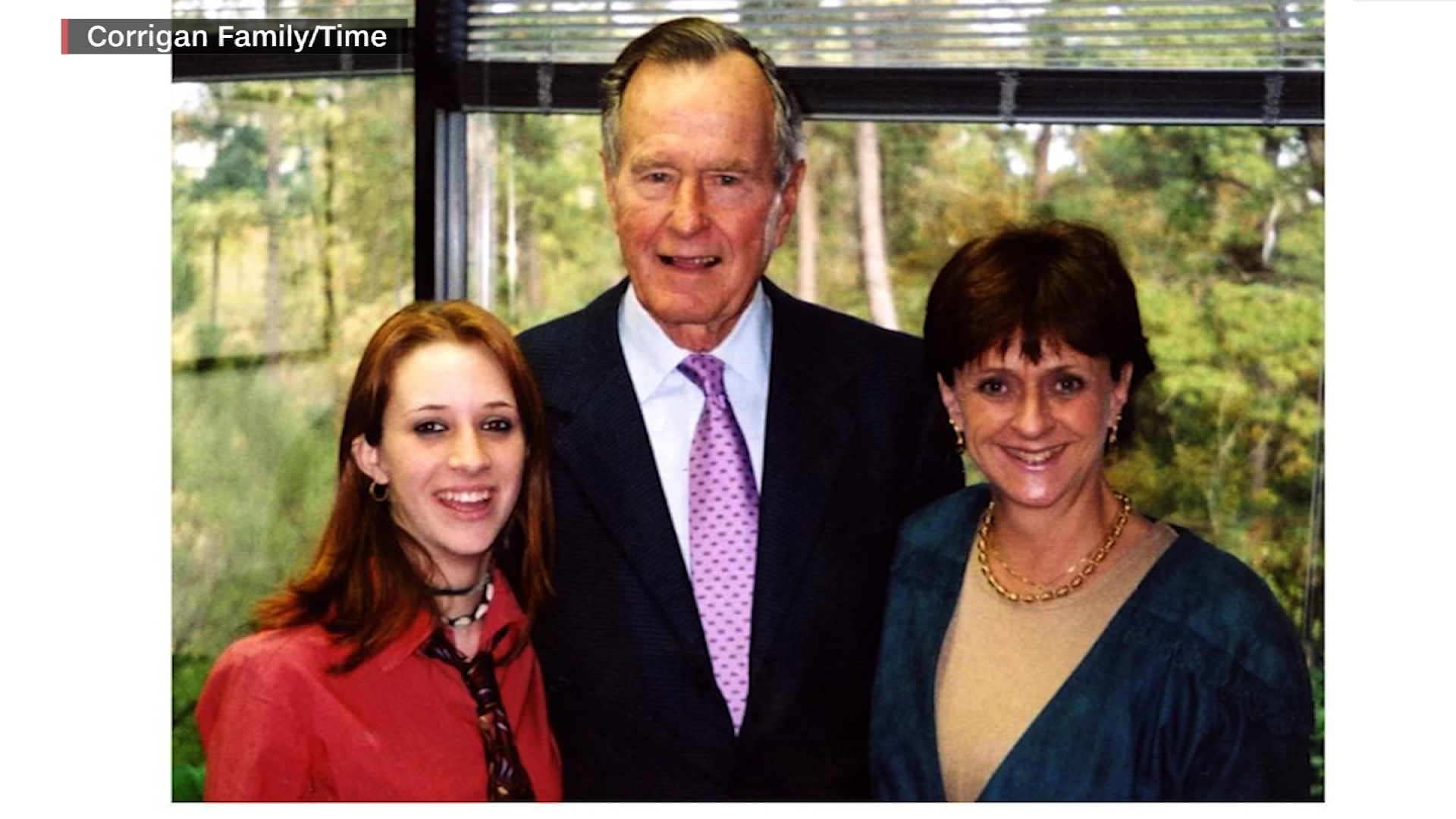Then Teen Accuses George H W Bush Of Assault Cnn Video
