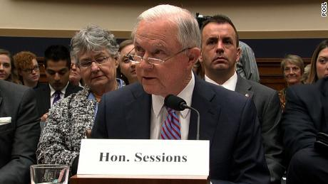 Sessions: I have never lied to Congress