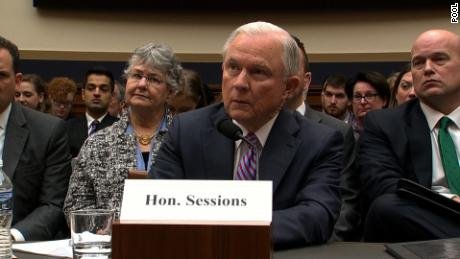 House Judiciary HRG: Oversight of DOJ   (Sessions testifies)    Witnesses:   The Honorable Jeff Sessions   Attorney General   United States Department of Justice