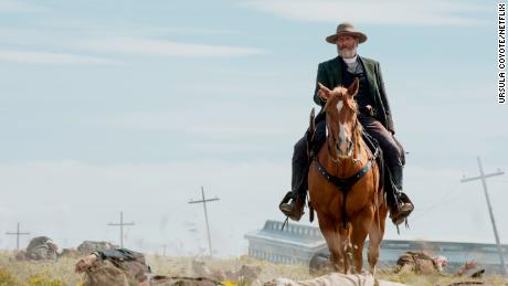 Jeff Daniels in 'Godless'