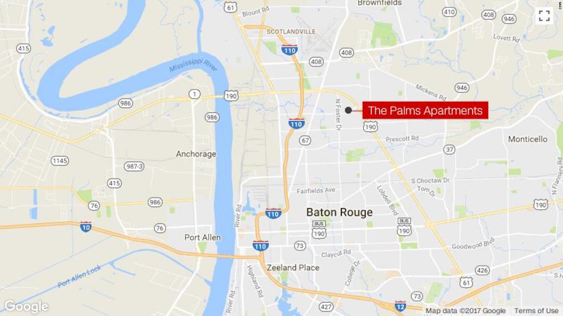 Baton Rouge Police Shooting Body Camera Footage Will Be Reviewed - Baton rouge crime map