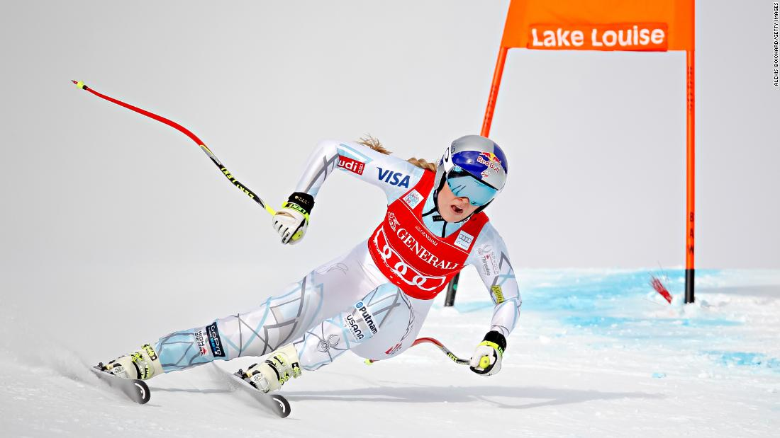 "Vonn, America's most decorated skier, has won 14 of her 39 World Cup downhill titles at Lake Louise, prompting some to nickname the Alberta resort ""Lake Lindsey."""