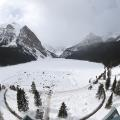 Lake Louise resort guide lake hockey
