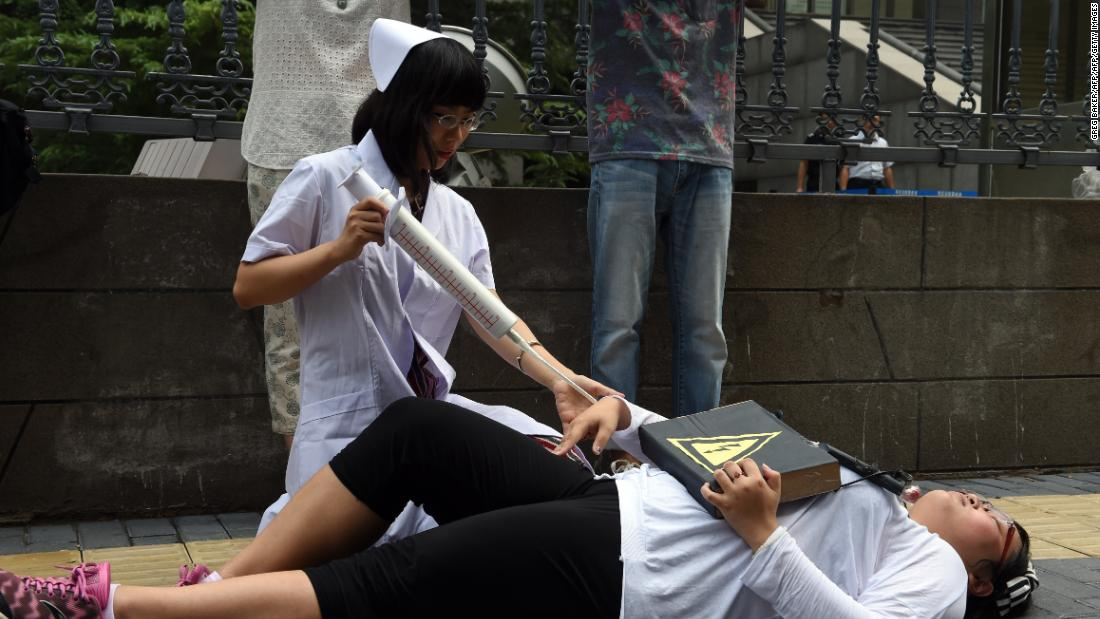How Lgbt Chinese Are Forced Into Pointless Conversion