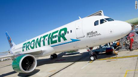 Passengers fall ill on Frontier flight from Cleveland to Tampa