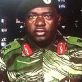 Zimbabwe military TV address