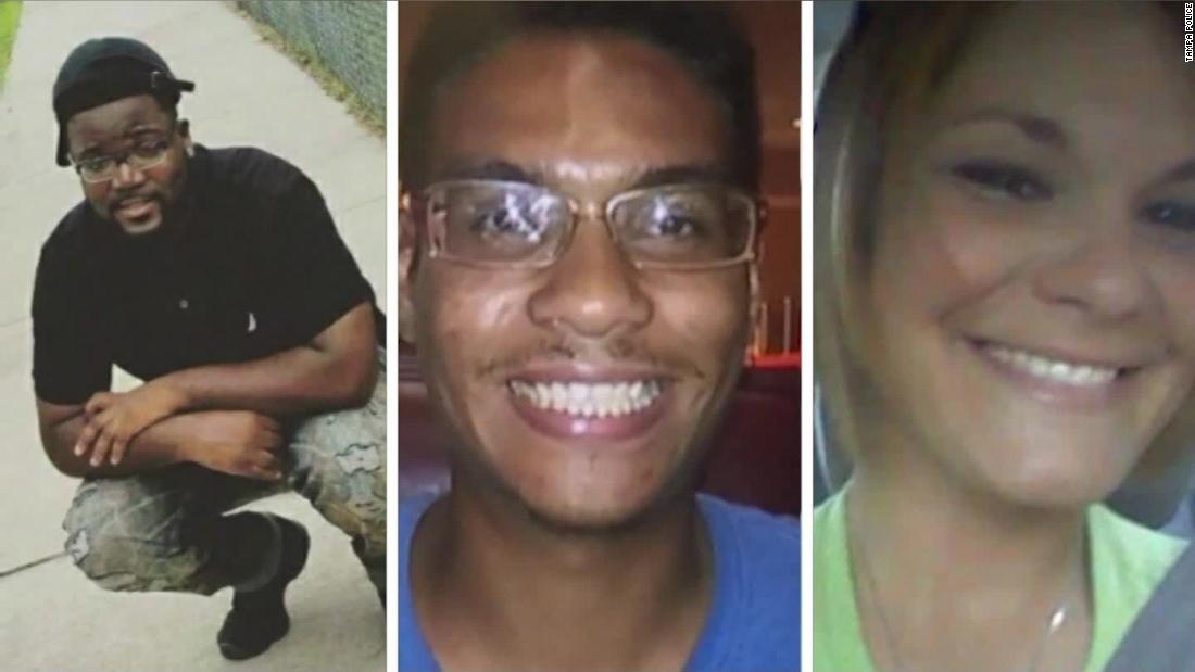 A student, a son and a volunteer: These are the victims in the Tampa killings
