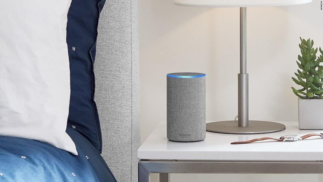 Get an Amazon Alexa device for a fraction of the cost this Cyber Week