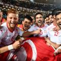 tunisia football world cup 2018 celebrate