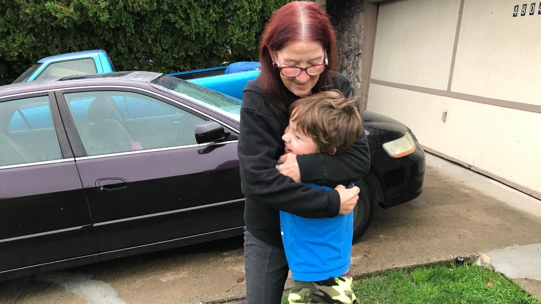 A boy orphaned by the California shooting knew and feared the gunman