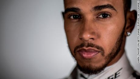 MONTMELO, SPAIN - MARCH 03:  (EDITORS NOTE: Image has been created using digital filters) Lewis Hamilton of Great Britain and Mercedes GP poses for a portrait during day three of F1 winter testing at Circuit de Catalunya on March 3, 2016 in Montmelo, Spain.  (Photo by Mark Thompson/Getty Images)