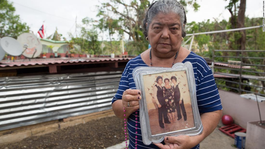 Puerto Rico's uncounted hurricane deaths
