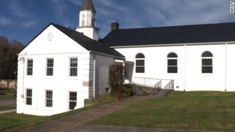 Tellico Plains, Tennessee, police say a weapon accidentally went off during a church discussion on gun safety, two people were injured in the incident