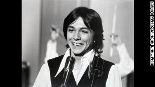David Cassidy in 1971