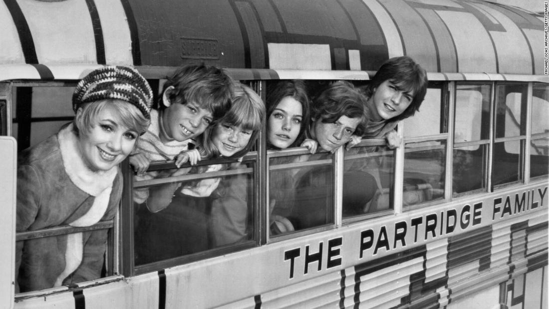 """The Partridge Family,"" a sitcom about a mother and five children who formed a rock 'n' roll band, gave Cassidy a national audience for his music. Cassidy, who played Keith Partridge on the show, captured the spirit of 1970s youth."