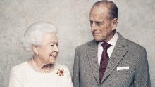 Queen, Prince Phillip mark 70th anniversary