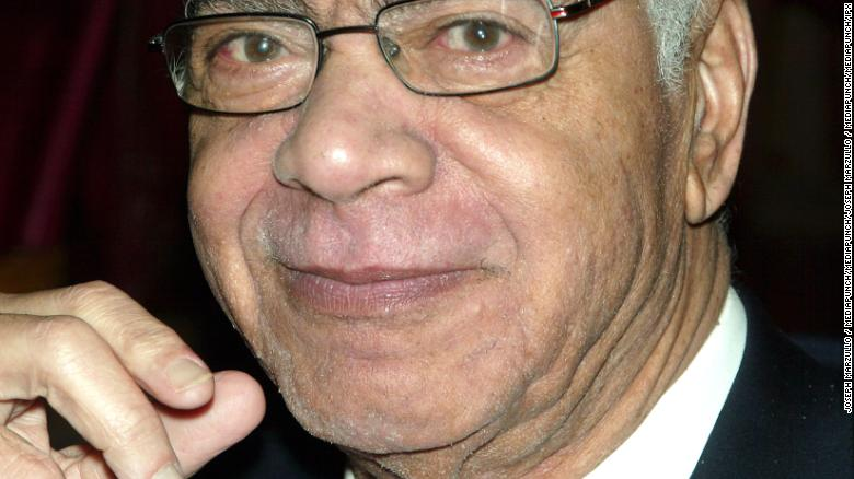 'Cosby Show' actor Earle Hyman dies at 91
