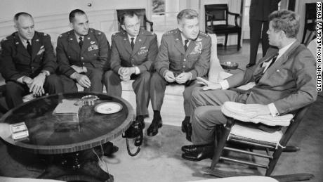 Here's why a president's character matters: President Kennedy's cool temperament helped the United States avoid nuclear war during the Cuban Missile Crisis.