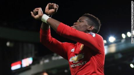 Paul Pogba dedicates goal to migrants sold as slaves in Libya