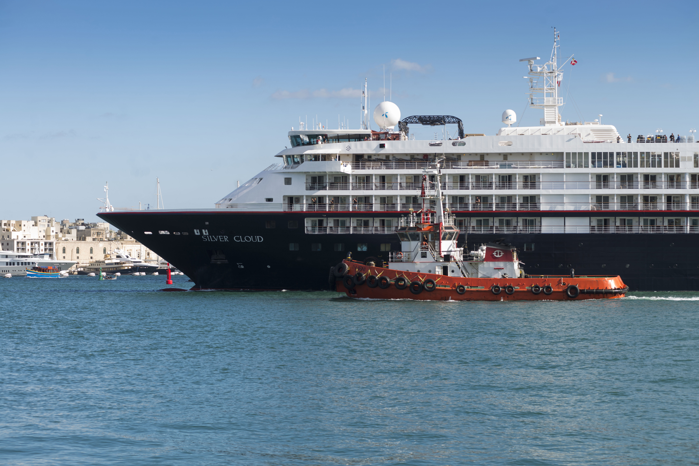 Silver Cloud cruise ship remade into luxury ice rover   CNN Travel