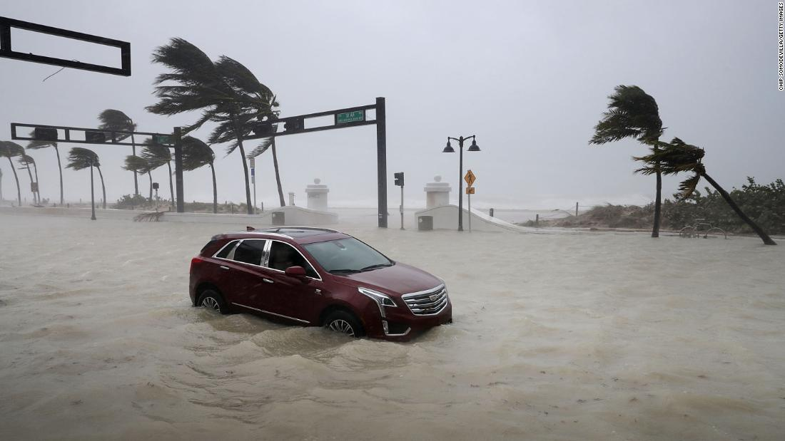"It is the strongest Atlantic basin hurricane ever recorded outside the Gulf of Mexico and the Caribbean Sea. <a href=""http://www.cnn.com/specials/hurricane-irma"">Irma</a> lasted as a hurricane from August 31 until September 11. The storm, which stretched 650 miles from east to west, affected at least nine US states, turning streets into rivers, ripping down power lines, uprooting trees and cutting off coastal communities."