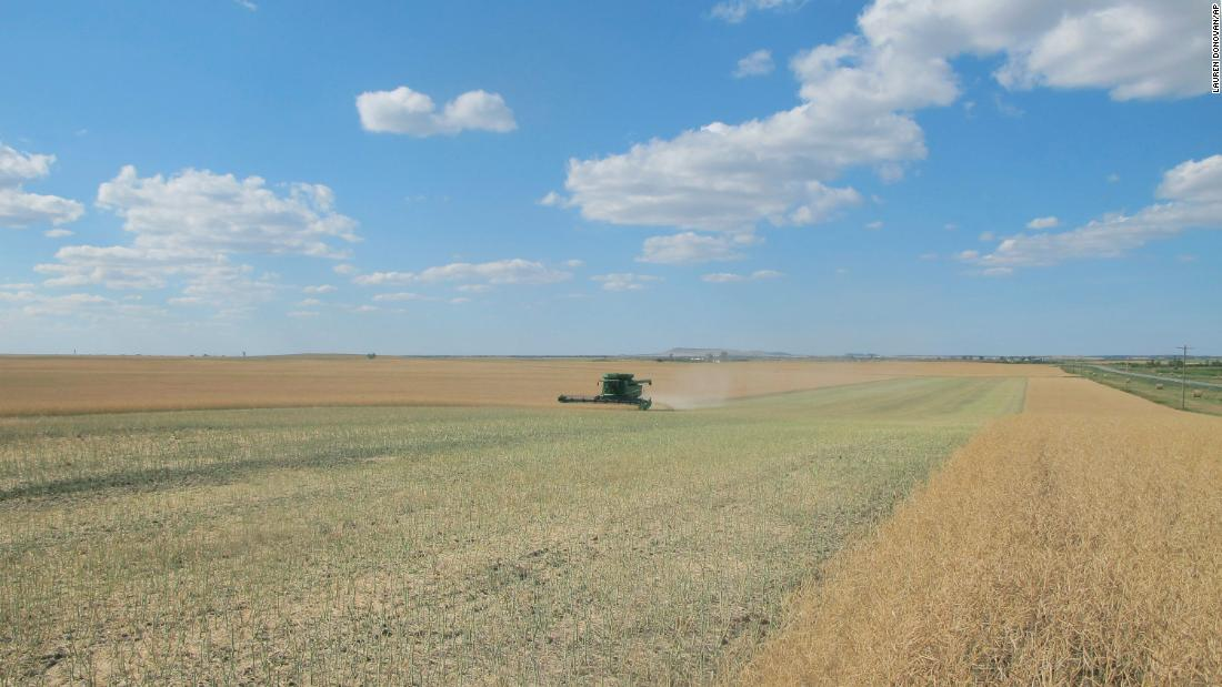 The northern plains were hit especially hard by a drought that lasted from the spring to autumn. An estimated $2.5 billion in damages occurred as field crops withered in the sun. The lack of feed, due to damaged wheat, forced ranchers to sell off their cattle.