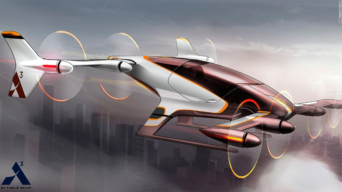 What will passenger planes look like in 2068?