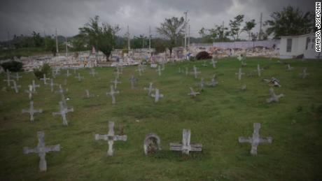 Puerto Rico's uncounted Hurricane Maria deaths