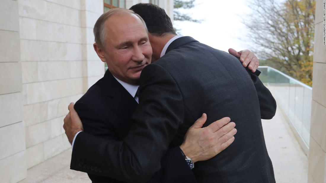 This one photo tells you all you need to know about Syria