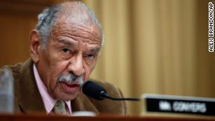 Several black caucus members in talks with Conyers to get him to resign