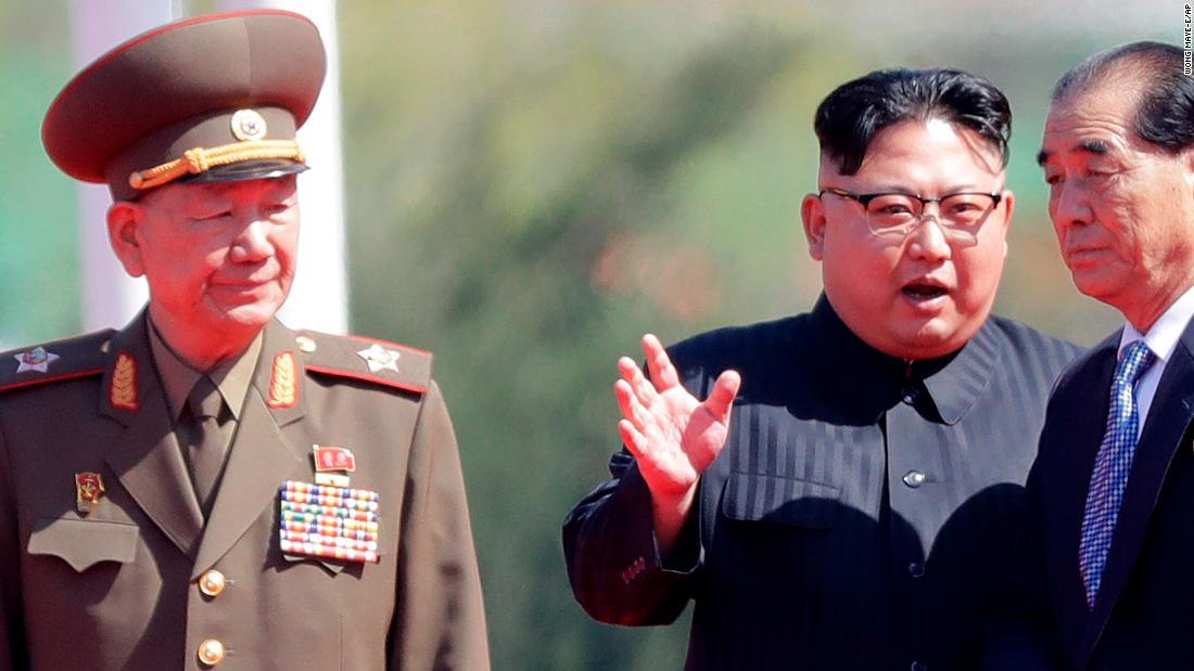 cnn.com - Joshua Berlinger - North Korea punishes top military leaders, South Korea says