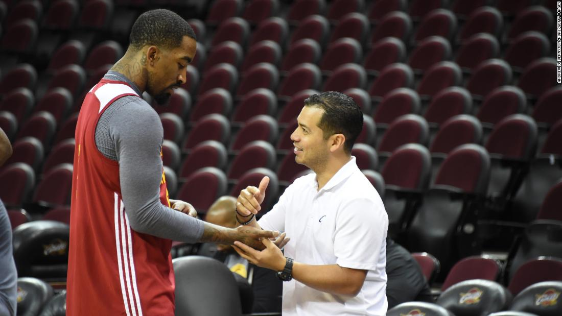 how to become an athletic trainer for the nba