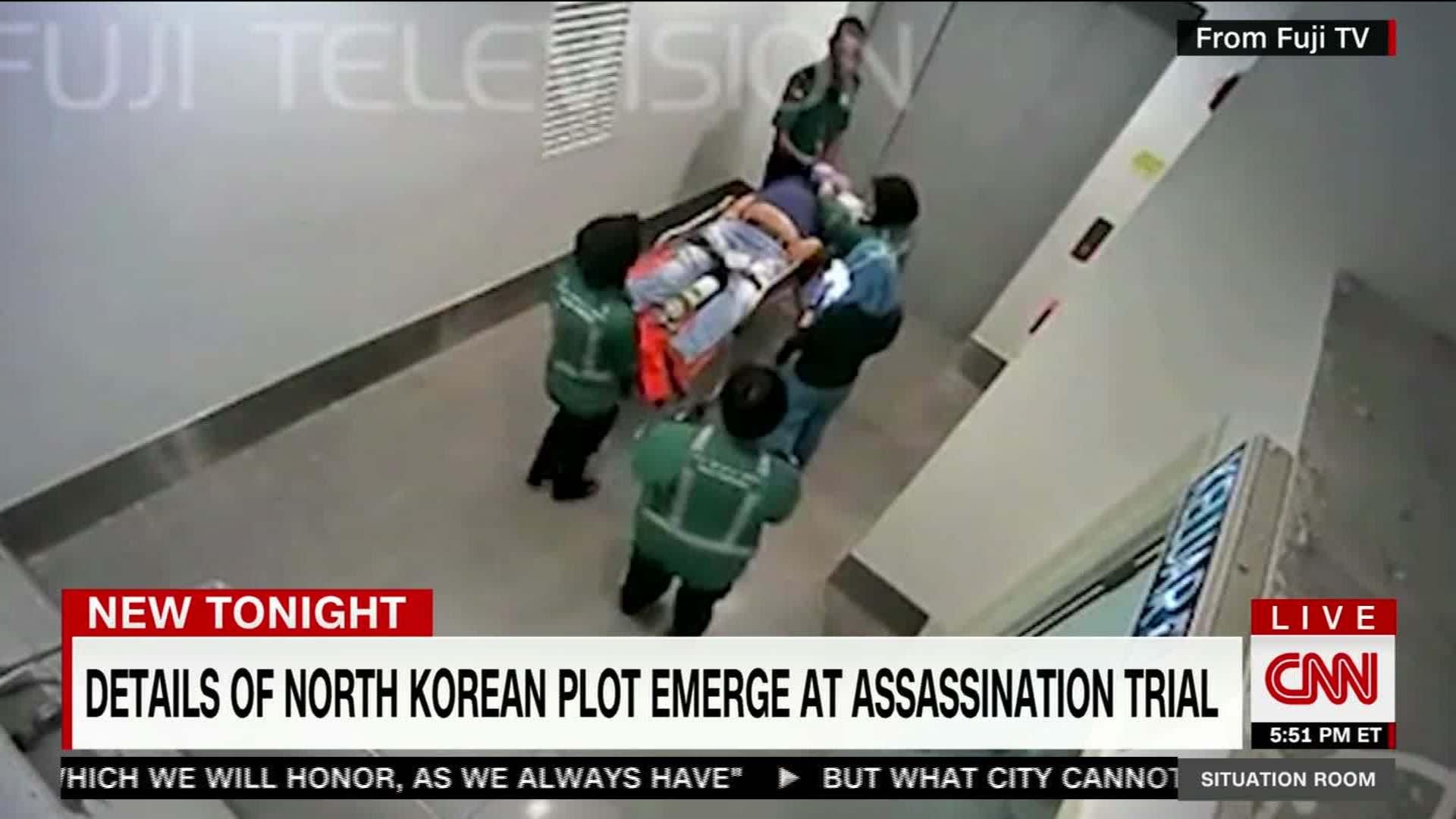 N. Korea Assassination Case Cited In Sanctions   CNN Video Part 55