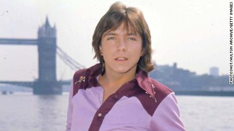 American Actor and Singer David Cassidy,  06.09.1972. (Photo by Photoshot/Getty Images)