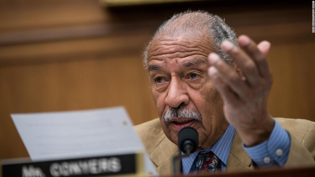 cnn.com - Juana Summers - Lawyer: Conyers won't resign House seat, did not harass women