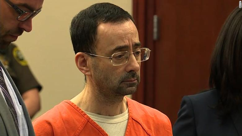 Nassar to judge: A match became a forest fire
