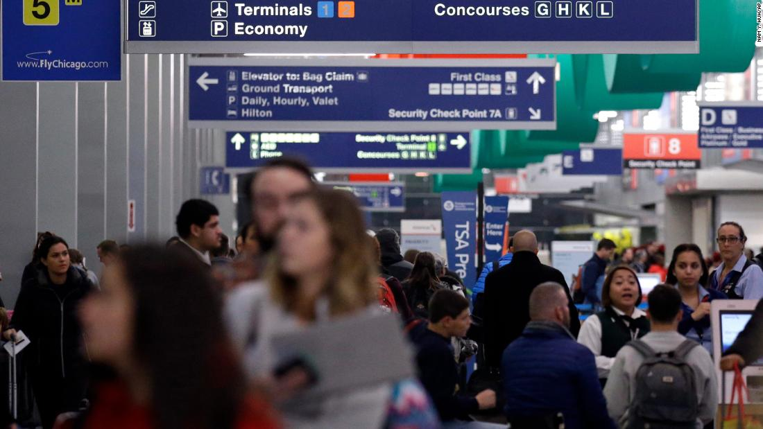 US intelligence fears holiday terror attack