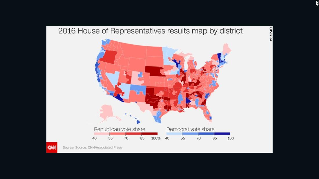 4 Scary Numbers For Republicans In 2018 Cnnpolitics