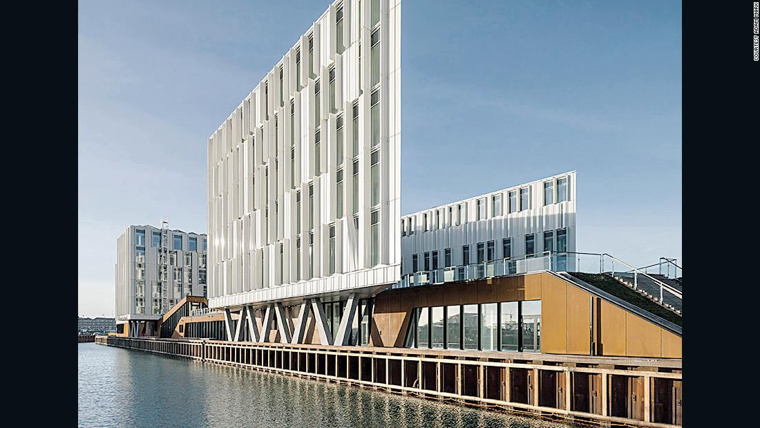 city building.  12 buildings that transformed cities around the world CNN Style