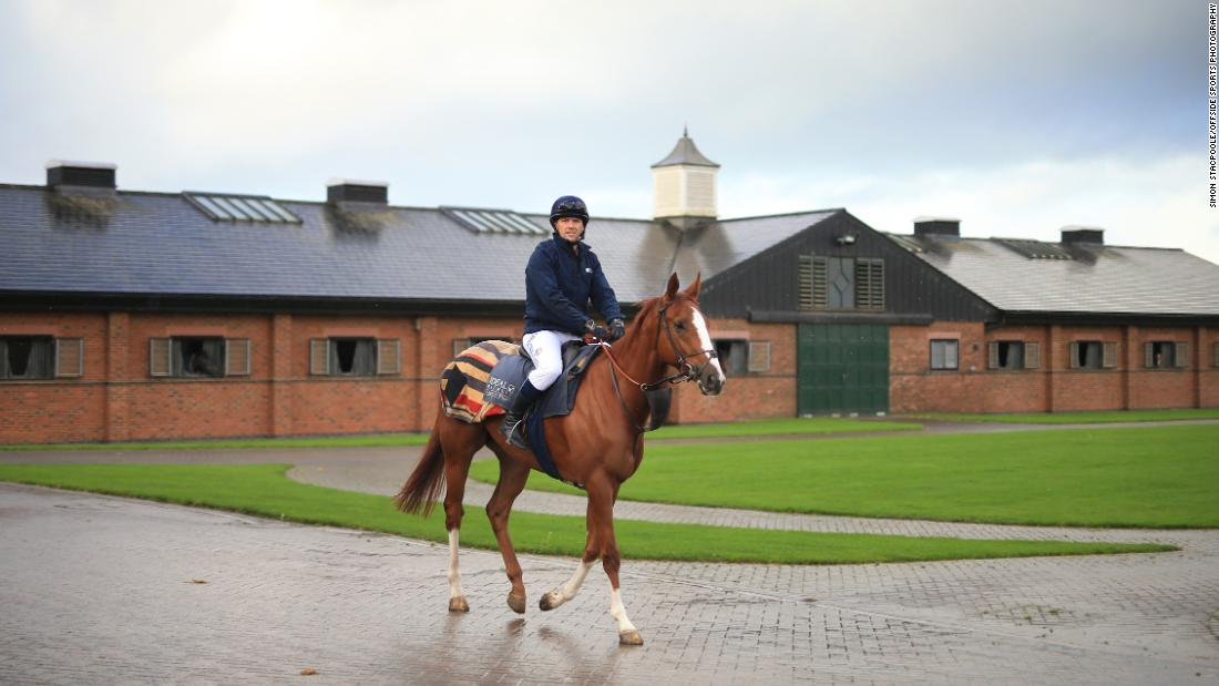 Owen established the Manor House Stables in Cheshire, England in 2007. He and his wife Louise converted it from an old cattle barn and trainer Tom Dascombe has more than 100 horses based there.