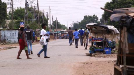 story on peoples views from Harare townships about Zimbabwe's future after Mugabe