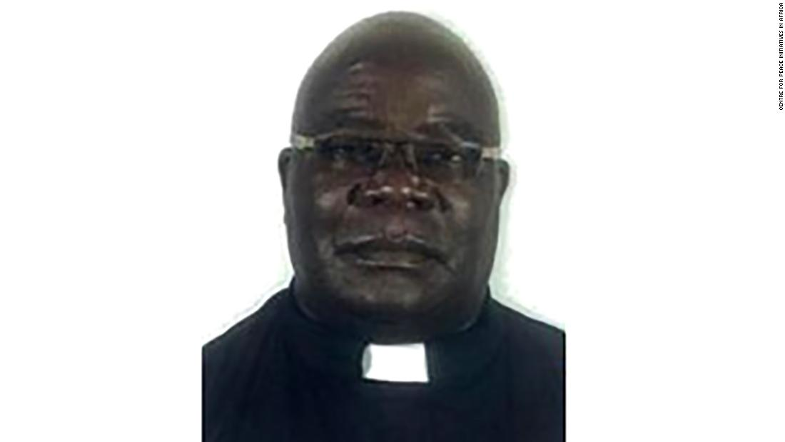 Jesuit priest mediated Mugabe's resignation