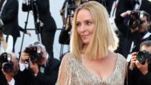 Uma Thurman turns anger on Weinstein