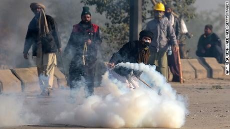Pakistan calls in army to quell protests after 2 people killed, 250+ injured