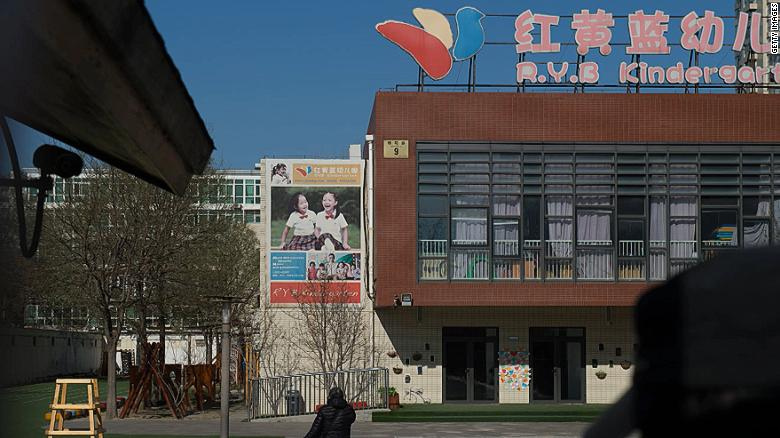 Parents allege abuse at Chinese kindergarten