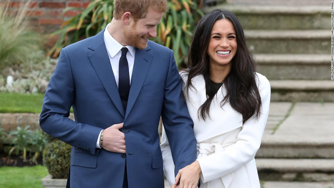 Revelations expected about Harry and Meghan Markle's big day
