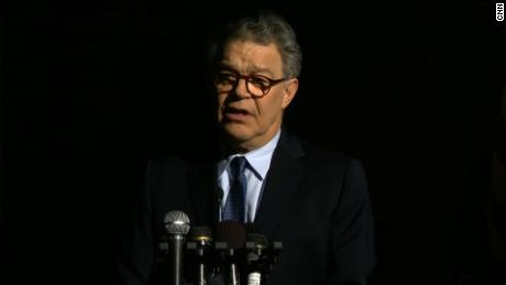 Who would replace Al Franken?