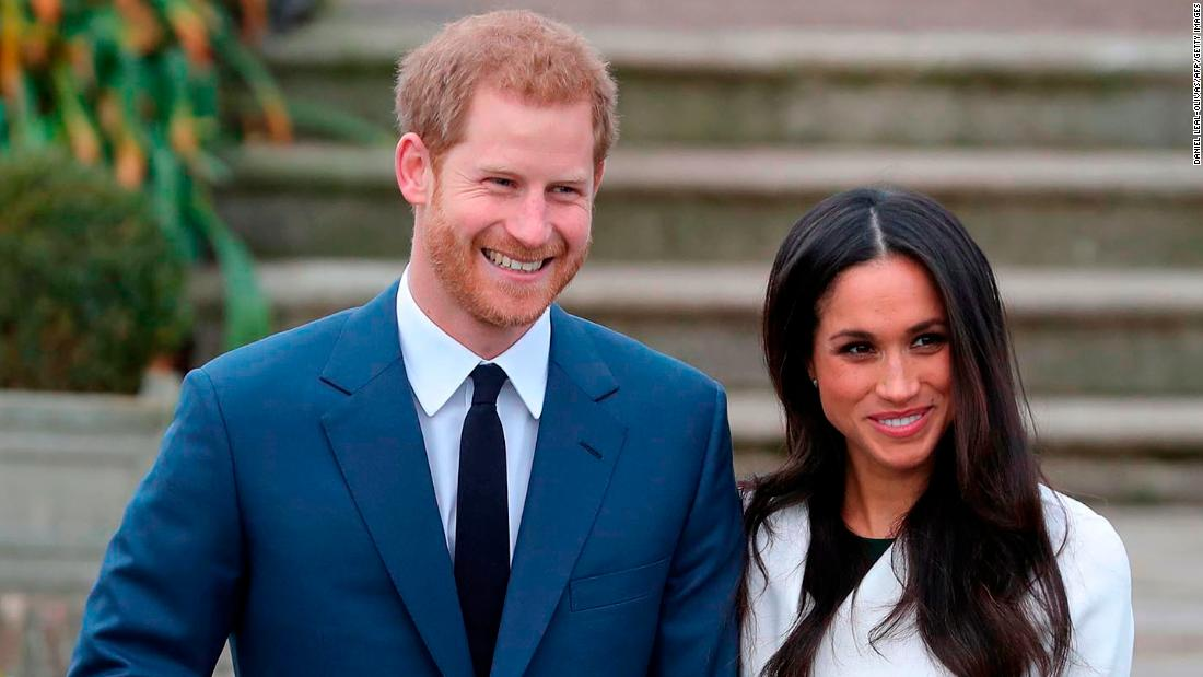 Prince Harry and Meghan Markle to wed on May 19, 2018